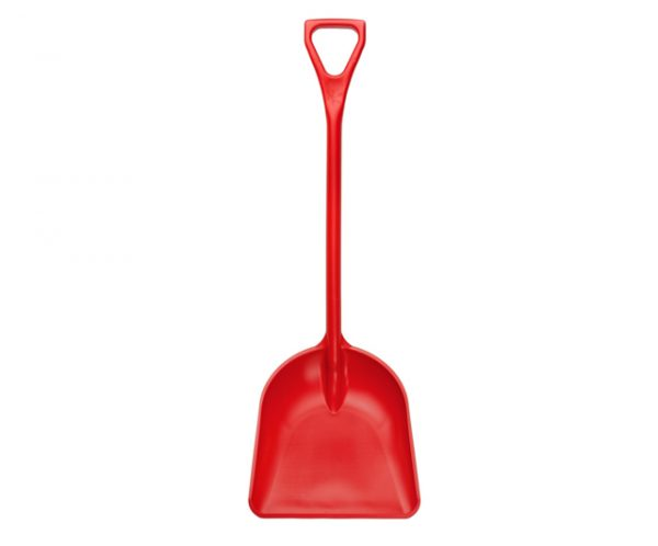 "Barnco Food-Grade 14"" Shovel (Red)