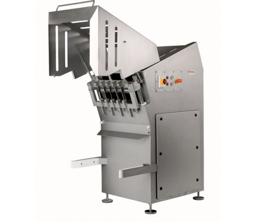 Fatosa TBG 480 Frozen Block Guillotine|Frozen Meat Reduction|Barnco