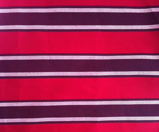 Apron Carnival Stripe Poly Bib|Aprons| Barnco