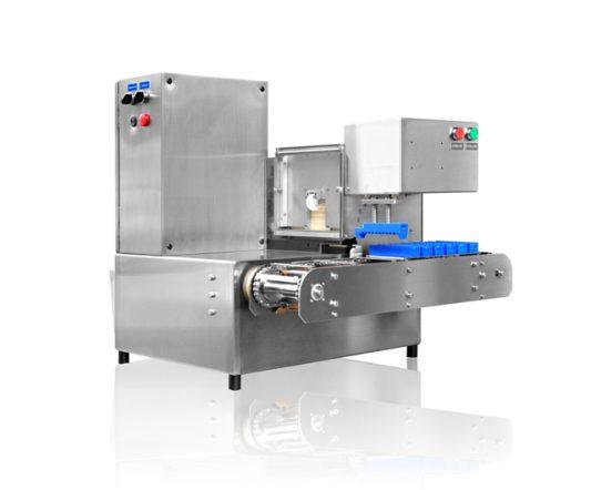 KSE ST18 Automatic Tabletop Skewering Machine|Skewering & Kebabs|Barnco