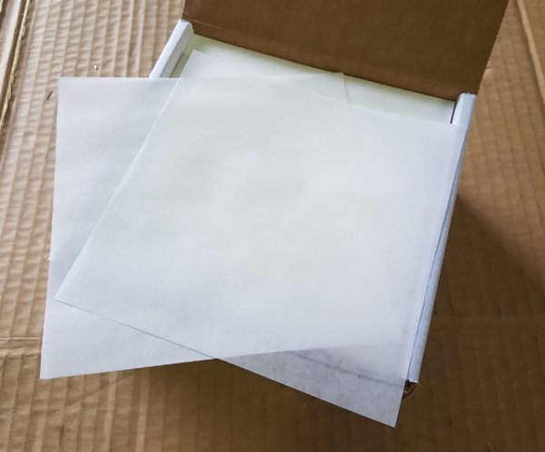 "Geometry Tracing Paper (Patty Paper) 6"" (1000 sheets)