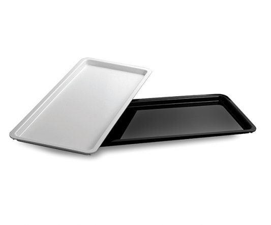 MTA Tray 300 x 120 x 10mm White|Display Trays|Barnco