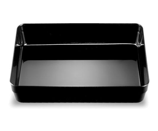 MTA Deli Dish 345 x 245 x 75mm Black|Display Trays (MTA)|Barnco