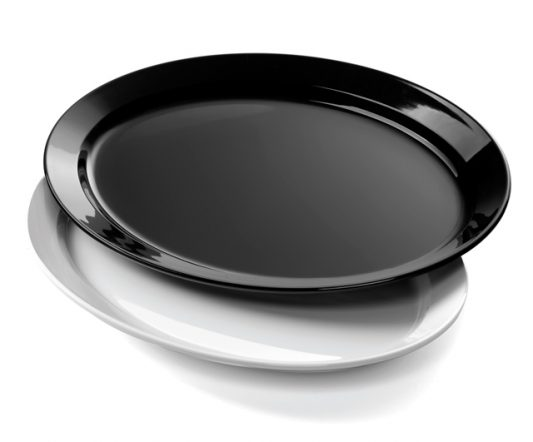 MTA Platter Tray 500 x 350mm Black|Display Trays|Barnco