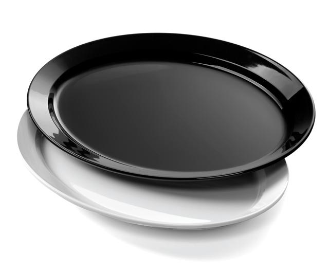 MTA Platter Tray 500 x 350mm Black|Display Trays| Barnco