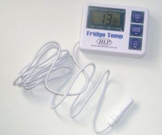 Fridge Temp Thermometer|Thermometers|Barnco