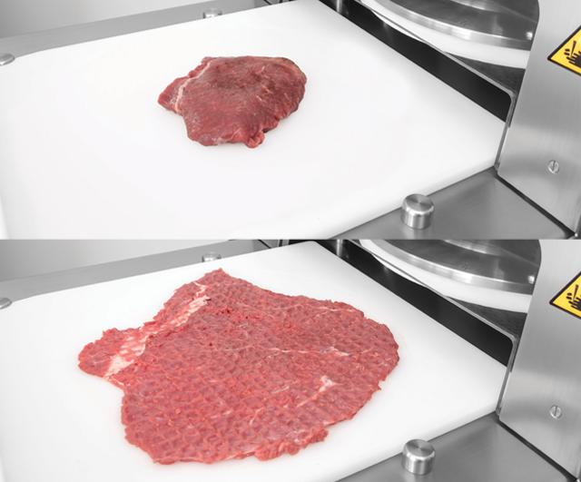 Beck-Maga Semi-Auto Meat Press|Forming & Portioning| Barnco