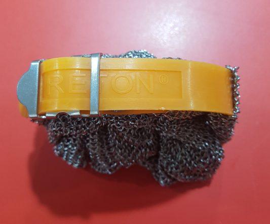 Reton 5-Finger Wrist Mesh Glove Extra-Large|Clearance Bucket|Barnco