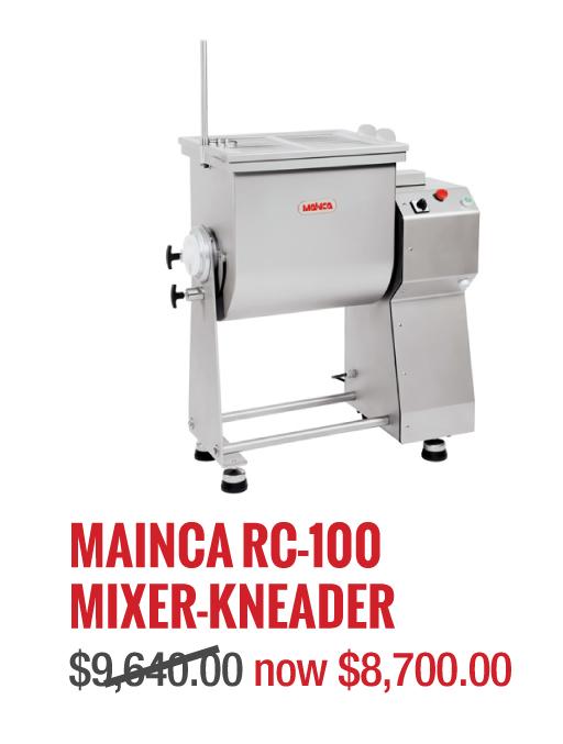 Mixer-Kneader