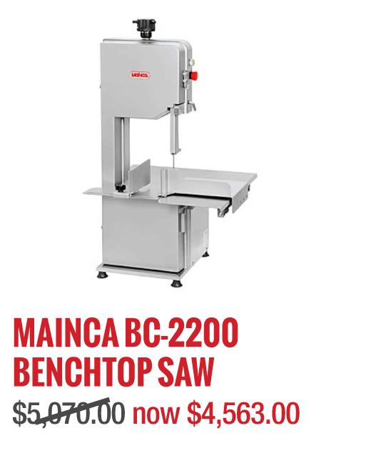 Benchtop Saw